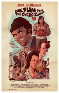 One Flew Over the Cuckoos Nest_poster