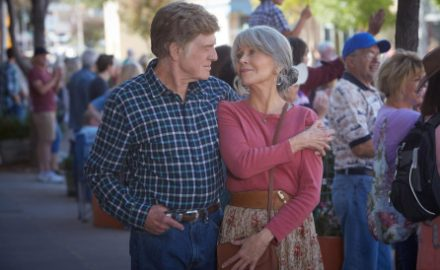 Robert Redford i Jane Fonda u traileruu za