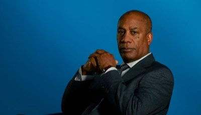 Joe Morton novo ime TV serije